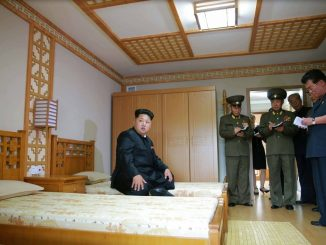 North Korean leader